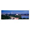 iCanvas Panoramic High Angle View of a Cityscape, Washington DC Photographic Print on Canvas