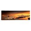 iCanvas Panoramic Disko Bay, Greenland Photographic Print on Canvas