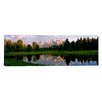 iCanvas Panoramic Grand Teton Park, Wyoming Photographic Print on Canvas