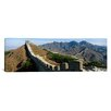 iCanvas Panoramic Great Wall of China Photographic Print on Canvas