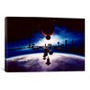 iCanvas Astronomy and Space Destined for the Sun Graphic Art on Canvas