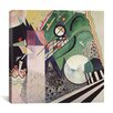 "iCanvas ""Composition"" Canvas Wall Art by Wassily Kandinsky"