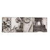 iCanvas 'Details from Paris II' by Pela and Silverman Photographic Print on Canvas