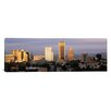 iCanvas Panoramic Cityscape at Sunset, Portland, Oregon Photographic Print on Canvas