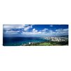 iCanvas Panoramic 'Skyscrapers at the Waterfront, Honolulu, Oahu, Hawaii Islands' Photographic Print on Canvas