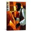 iCanvas Fusion by Keith Mallett Painting Print on Canvas