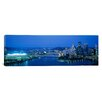 iCanvas Panoramic Three Rivers Stadium, Pittsburgh, Pennsylvania Photographic Print on Canvas