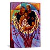 iCanvas 'From Strong Roots' by Keith Mallett Painting Print on Canvas
