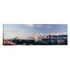 iCanvas Panoramic High Angle View of Buildings in a City Portland, Oregon Photographic Print on Canvas