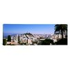 iCanvas Panoramic Russian Hill San Francisco, California Photographic Print on Canvas
