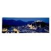 iCanvas Panoramic High Angle View of Buildings in a City, Salzburg, Austria Photographic Print on Canvas