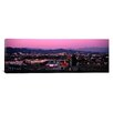 iCanvas Panoramic Griffith Park Observatory, Los Angeles, California Photographic Print on Canvas
