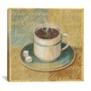 "iCanvas ""Coffee Blend II"" by John Zaccheo Painting Print on Canvas"