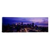 iCanvas Panoramic High Angle View of Buildings in a City, Cleveland, Ohio Photographic Print on Canvas