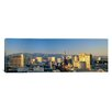 iCanvas Panoramic High Angle View of Buildings in a City Las Vegas, Nevada Photographic Print on Canvas