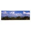 iCanvas Panoramic Tampa Bay, Gulf of Mexico, Anna Maria Island, Florida Photographic Print on Canvas
