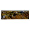 iCanvas Panoramic High Angle View of Trees, Denver, Colorado Photographic Print on Canvas