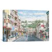 iCanvas 'Main St: Mackinaw' by Stanton Manolakas Painting Print on Canvas