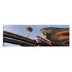iCanvas Panoramic Monorail and Space Needle, Seattle, Washington State Photographic Print on Canvas