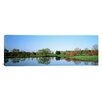 iCanvas Panoramic Towson Golf and Country Club, Towson, Maryland Photographic Print on Canvas