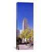 iCanvas Panoramic Mailbox Building in a City, Wells Fargo Center, Denver, Colorado Photographic Print on Canvas