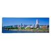 iCanvas Panoramic Portland, Oregon Photographic Print on Canvas