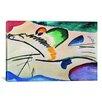 iCanvas 'Lyrically (Lyrisches)' by Wassily Kandinsky Graphic Art on Canvas