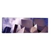 iCanvas Panoramic 'Walt Disney Concert Hall, Los Angeles, California' Photographic Print on Canvas