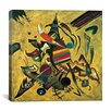 "iCanvas ""Points"" Canvas Wall Art by Wassily Kandinsky"