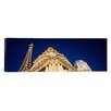 iCanvas Panoramic Paris Hotel, Las Vegas, Nevada Photographic Print on Canvas