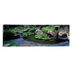 iCanvas Panoramic Japanese Garden, University of California, Los Angeles, California Photographic Print on Canvas