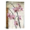 "iCanvas ""Orchids"" by Luz Graphics Graphic Art on Canvas"