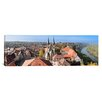 iCanvas Panoramic Old Town Viewed from Blue Tower, Baden-Wurttemberg, Germany Photographic Print on Canvas