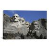 iCanvas Political Mount Rushmore Photographic Print on Canvas