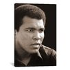 iCanvas 'Muhammad Ali at Deer Lake, PA, 1978' by Michael Gaffney Photographic Print on Canvas