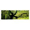iCanvas Panoramic Japanese Garden, Portland, Oregon Photographic Print on Canvas