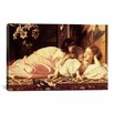 iCanvas 'Mother and Child' by Frederick Leighton Painting Print on Canvas