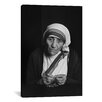 iCanvas Christian Mother Teresa Photographic on Canvas
