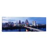 iCanvas Panoramic Night Austin, Texas Photographic Print on Canvas