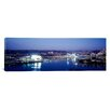 iCanvas Panoramic Pittsburgh Pennsylvania Photographic Print on Canvas