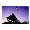 iCanvas Architecture/Photography 'World War II Iwo Jima Memorial' Photographic Print on Canvas