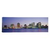 iCanvas Panoramic Night New Orleans, Louisiana Photographic Print on Canvas