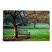 iCanvas 'Place to Sit' by J.D. McFarlan Painting Print on Canvas