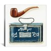 "iCanvas ""Pipe and Tobacco"" Canvas Wall Art by Lisa Audit"