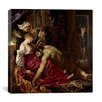 "iCanvas ""Samson and Delilah"" Canvas Wall Art by Peter Paul Rubens"