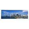 iCanvas Panoramic Miami, Florida Photographic Print on Canvas