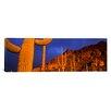 iCanvas Panoramic Saguaro Cactus Tucson, Arizona Photographic Print on Canvas