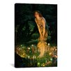 iCanvas 'Midsummer Eve, C.1908' by Edward Robert Hughes Painting Print on Canvas