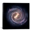 """iCanvas """"Milky Way Galaxy Concept"""" Photographic Print on Wrapped Canvas"""