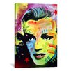iCanvas 'Marilyn Monroe I' by Dean Russo Graphic Art on Canvas